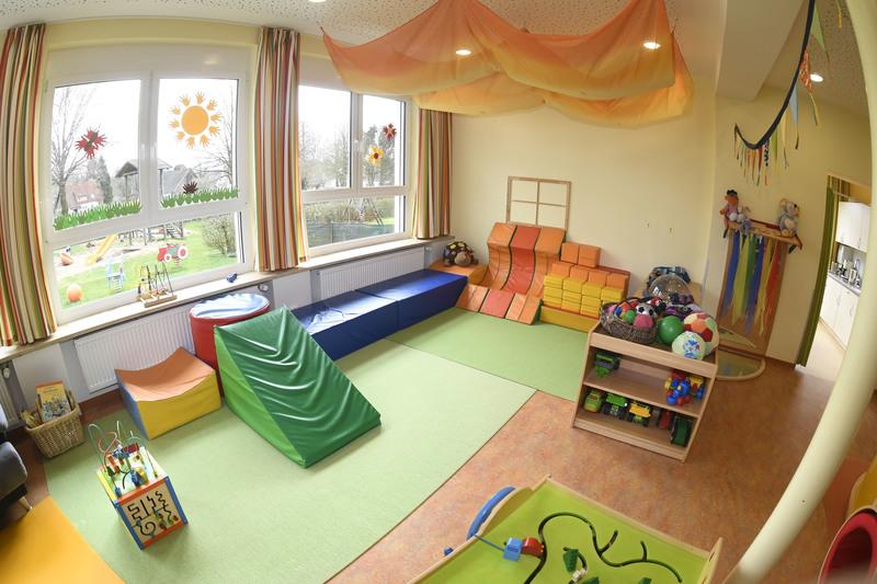 Ein besonderes plus das familienzentrum schwerpunkte for Raumgestaltung kita